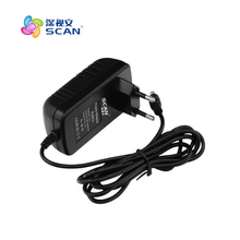 Eu Plug Ac 100v-240v 12v 2a Power Supply Adapter For Security Cctv Ip Camera Routers Hubs Led Strip 5.5*2.1mm Freeshipping(China)