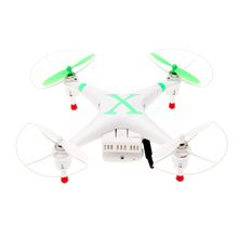 Cheerson CX-30W 2.4GHz 4CH 6-Axis Gyro WiFi Real Time Video RC FPV Quadcopter Drone with 0.3MP HD Camera without Control BNF(China)
