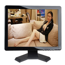 Factory price pos touch monitor 17 inch high brightness touch monitor 1280*1024 hdmi monitor touch(China)