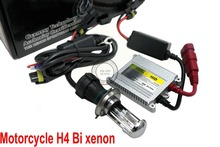 Free shipping Motorcycle Xenon H4 Socket High Low Light HID 35W Slim Ballast BiXenon Kit 4300K 5000K 6000K 8000K 10000K 12000K