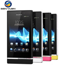 ST25 Original Sony Xperia U ST25i Cell Phone Android 5MP Camera 3G WIFI GPS  Mobile Phone Free Shipping