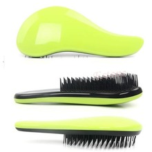 U119 Magic Detangling Handle Tangle Shower Hair Brush Comb Salon Styling Tamer Tool