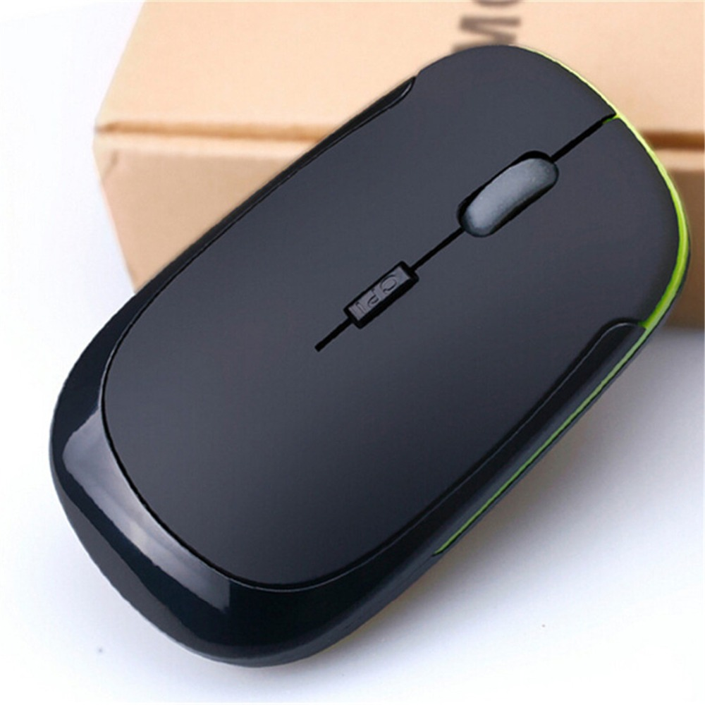wireless mouse usb mini slim mouse (8)