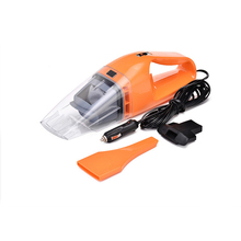Portable Handheld Car Vacuum Cleaner Wet And Dry Dual-use Super Suction 5meters 12V/100W Mini Vacuum Cleaner