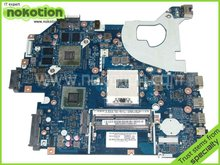 NOKOTION FIT FOR ACER ASPIRE 5750 LAPTOP MOTHERBOARD P5WE0 LA-6901P MBRCG02005 MAIN BOARD MB.RCG02.005 warranty 60 days(China)