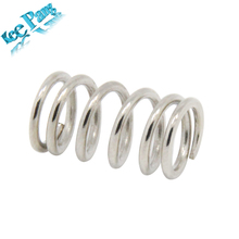 10pcs Stainless Steel Springs 1.2*9.2*15mm Part For Ultimaker 2 UM2 CNC Heating Bed 3D Printers Parts Adjusting Accessories DIY(China)