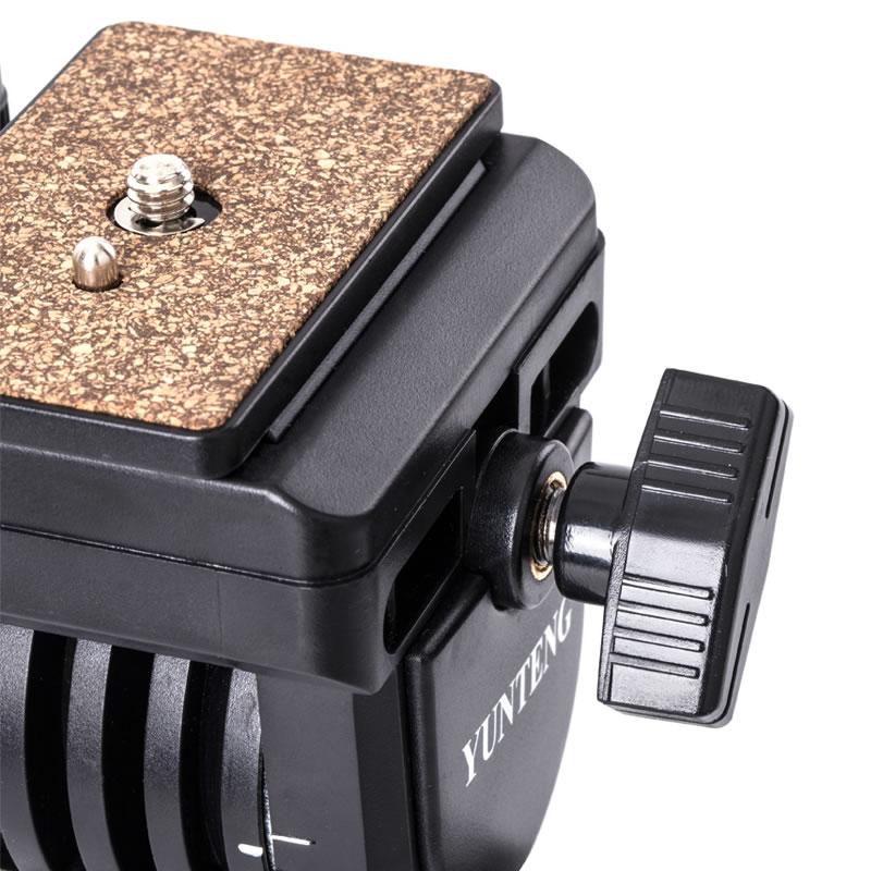 YUNTENG-YT-930-DSLR-Photo-Camera-Video-Fluid-Drag-Tilt-Pan-Tripod-Head-for-Nikon-Canon