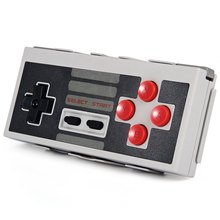 8Bitdo NES30 Wireless Bluetooth Controller Dual Classic Joystick For iOS Android Gamepad PC Mac Linux For Iphone Games PK xbox(China)