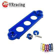 VR RACING - Battery Tie Down PWJDM for Honda Civic/CRX 88-00,for Integra, S2000 VR-BTD71(China)