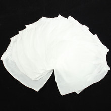 10Pcs White Non-woven Replacement Bags For  Dust Suction Collector High Quality Salon Tools New