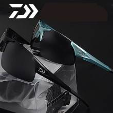 Daiwa outdoor Sport Fishing Sunglasses Men or Women Fishing glasses Cycling Climbing Sun Glasses with Resin lenses Polarized(China)
