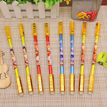 JOUDOO Journey to the West Golden Cudgel Shape Ballpoint Pen King Glory Game Ball Pen School Creative Stationery for Kids(China)