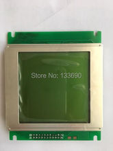 1pcs 128x128 lcd display compatible with tm128128cd 128*128 LED backlight Yellow green Challenger 8186 SM300 spare parts