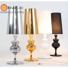 Modern Brief Spanish Defender Bedroom Table Lamp Fashion Table Lamp Light Living Room Wedding lights Free Shipping