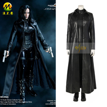 2017 Hot Movie Underworld Blood Wars Selene Cosplay Costume Full Suit Halloween Party For Adult Woman (Size Can be Customized)