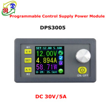 RD DPS3005 Constant Voltage current Step-down Programmable Power Supply module buck Voltage converter color LCD voltmeter(China)