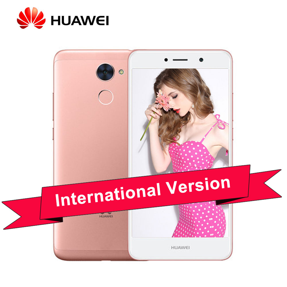 "Original HuaWei Enjoy 7 PLus 4G LTE Mobile Phone Octa Core Android 7.0 5.5"" IPS 1280X720 4GB RAM 64GB ROM 4000mAh Fingerprint(China)"