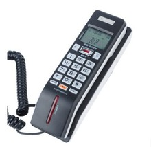 Telephone g028 quality wall machine small extension set wall-mounted caller id telephone mini telephone  telefone fixo