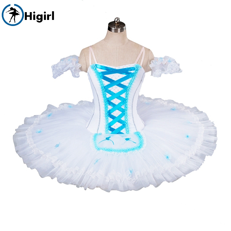 Ballet nutcracker tutu white adult professional ballet tutus ballet blue costume children white ballet costume BT8964D