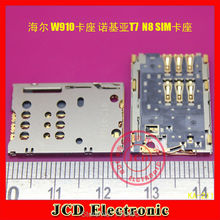 For Nokia N8 Sim Card Reader Module Slot Tray Holder Socket Repalcement Part With Tracking Number(China)