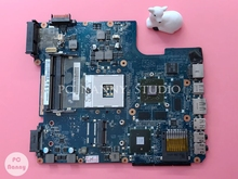 A000073510 DATE2DMB8F0 Laptop motherboard for Toshiba Satellite L645 System Mainboard w/ HD 5650 s989 HM55 works