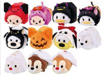 Best selling Halloween TSUM TSUM Plush Toys TSUM Mickey Minnie Kawaii TSUM MINI Dolls Anime cartoon Mobile Screen Cleaner doll