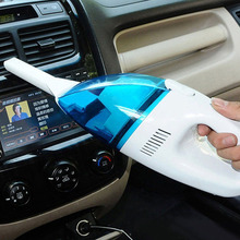 Portable hand vacuum for car 12V 65W Car Mini Handheld Cleaner Vacuum Auto Portable Car Suction Wet & Dry Dual Use Dust Cleaning
