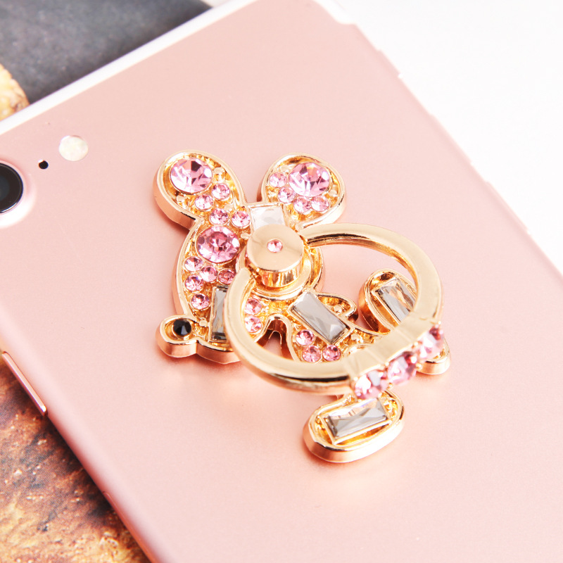 Luxury ring Phone Finger Ring Holder Smartphone Mobile Phone Finger Stand Holder iPhone Samsung Smart Phone ring