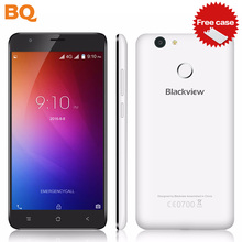 Original Blackview E7 Smartphone 5.5 Inch Android 6.0 MTK6737 Quad Core Mobile Phone 1GB RAM 16GB ROM 8.0MP 4G LTE Cell Phone