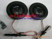 by dhl or ems 20pair 500W Super Power Loud Speaker Component Speakers for Car Stereo Diameter Dome Tweeter Small Car Audio