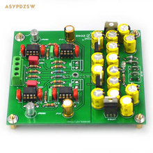 Buy MMCF10 HIFI LP phonograph MM amplifier RIAA Phono preamplifier finished board for $39.99 in AliExpress store