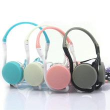 New Earphone Back Hanging Anti-drop Movement Night Running Headphone For mobile phone with Microphone headset(China)
