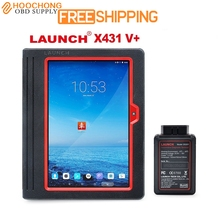 Launch X431 V+ Full Set diagnostic tool diagun scanner Free Update