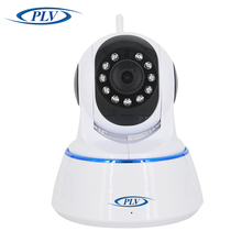 PLV Best 1080P 960P Network Camera P2P Wifi IR-cut IP Network Camera 2Way Audio Clear and Loud Wireles Security Camera P2P Wifi(China)