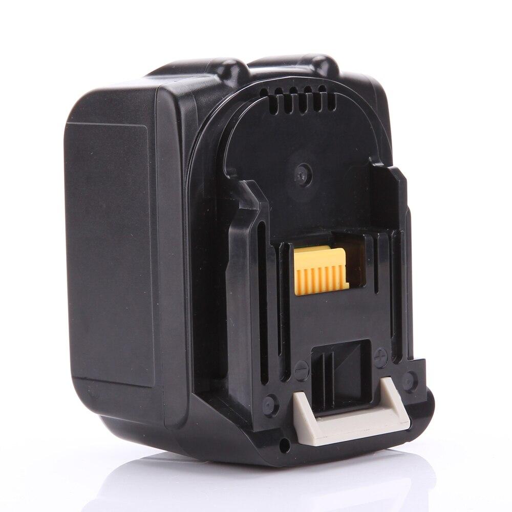 BL1440 Electric Drill Battery 14.4V 4000mAh For MAKITA 4.0Ah BL1430 BL1415 BL1440 BL1460 194066-1 194065-3 Li-ion Battery<br>