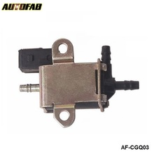 AUTOFAB - 3 Way Electric Change Over Valve - Vacuum Solenoid for ElectrIcal Diesel Blow off valve AF-CGQ03