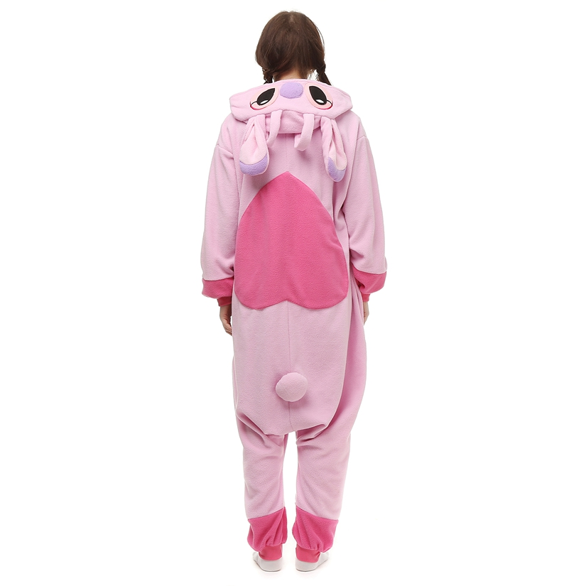 Kigurumi-Pink-Stitch-Polar-Fleece-Costume-Cartoon-Onesie-Pajama-Halloween-Masquerade-Party-Jumpsuit-Clothing (4)