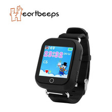 Q100 Q750 GPS smart watch baby watch with Wifi 1.54inch touch screen SOS Call Location Device Tracker for Kid Safe PKQ50 Q80 Q90