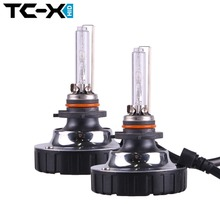TC-X HB3 9005 Auto Easy Plug and Play  HID Xenon Conversion Kit Super Bright Replacement Bulbs 6000K for Cars Wholesale 2 Packs