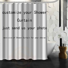 Custom stylish Modern Shower Curtain Bathroom decor Free Shipping (Diy your special one)