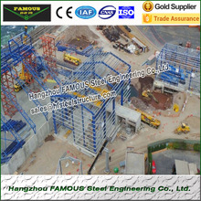 Structural Steel Fabrication Industrial Steel Buildings For Warehouse Frame(China)