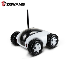ZGWANG 720p HD car camera Wireless WiFi RC  Car CCTV Systems Infrared IP Camera   Night Version IP Cam