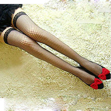 Hot 1 x Sexy Womens Girls Ladies Lace Sexy Warm Top Stay Up Thigh High Over the Knee Socks Long Stockings Nightclubs Pantyhose(China)