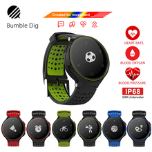 Buy X2 Smart Watch Heart Rate Monitor Waterproof Fitness Tracker Message Sleep Monitor Smart Bracelet Bluetooth Android IOS IP68 for $34.90 in AliExpress store