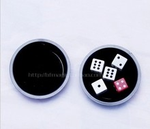 Free shipping 5sets Magical Dices Conjuring Game Trick Play Props Training Set - Super Fly Disc Dice magic tricks