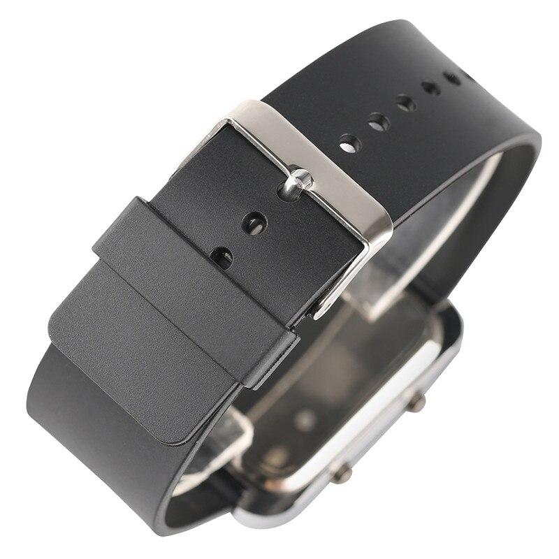 Cool LED Binary Watch Blue Backlight Fashion Men Women Geek Digital Wristwatch Soft Black Silicone Band Sport Watches Army Clock (6)
