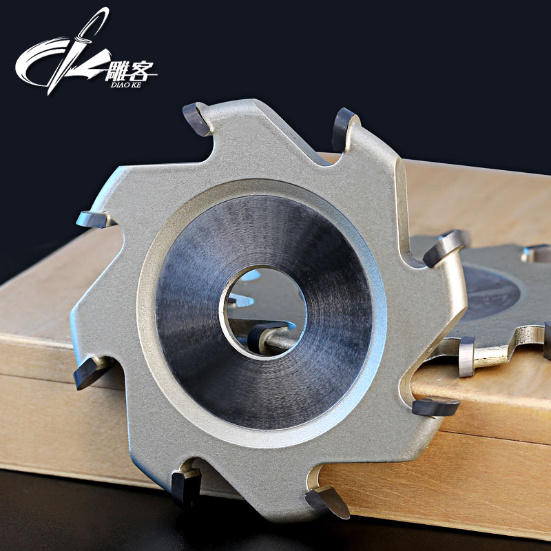 1PCS Aluminum plate cutting Spindle Machine Cutter Woodworking Tool  end mill<br>
