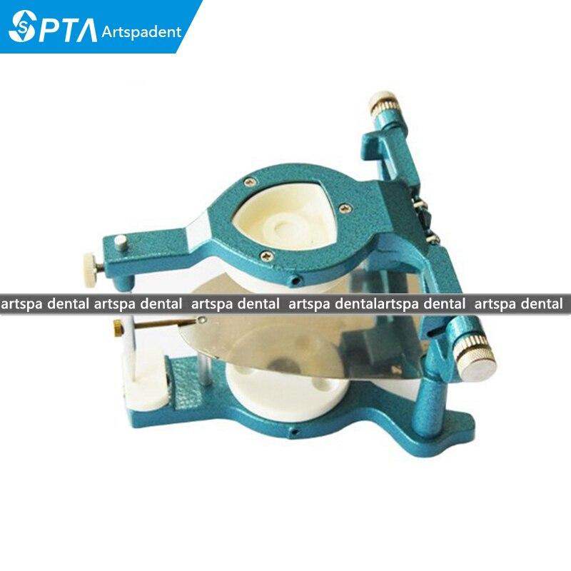 Dental Magnetic Whit Incisal Pins Articulator Instruments Denture Articulator Teflon coating<br>