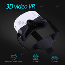 VR Glasses Virtual Reality Headsets 1080*720 3D Glasses Android 5.1 Immersive 3D Glasses Mobile 3D Cinema VR All In One