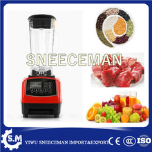 2L wholesale fruit mixer manual smoothie blender juicer meat grinder with digital temperature control(China)
